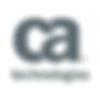 logo - CA Technologies - a Broadcom company, reference pro: Marek Chytil / Trainex