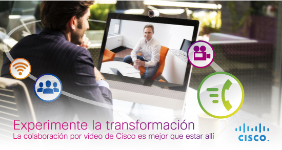Cisco Colaboración