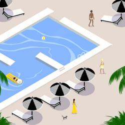 Fendi Pool