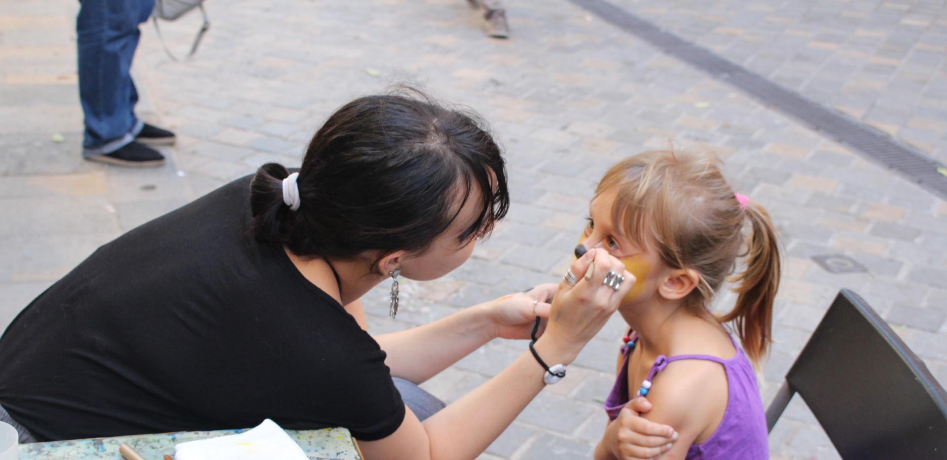 Atelier maquillage 2