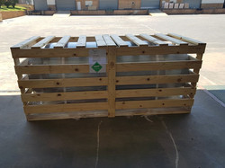 Crating of Gas Cylinders