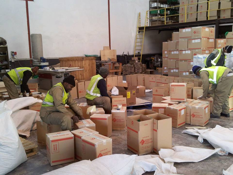 Packing Hazardous Goods