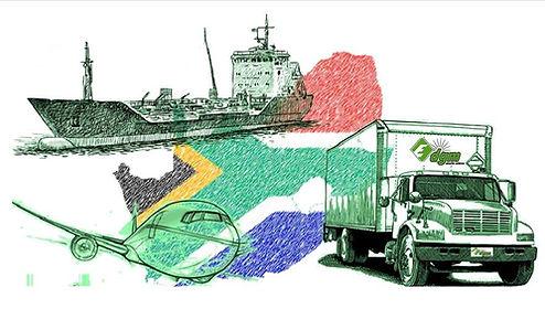 DGM South Africa Logo