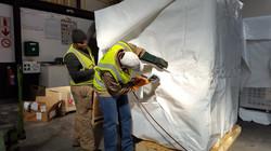 Moisture Control Heat Shrink Sealing