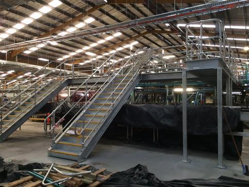 Coca Cola Factory Access Platform