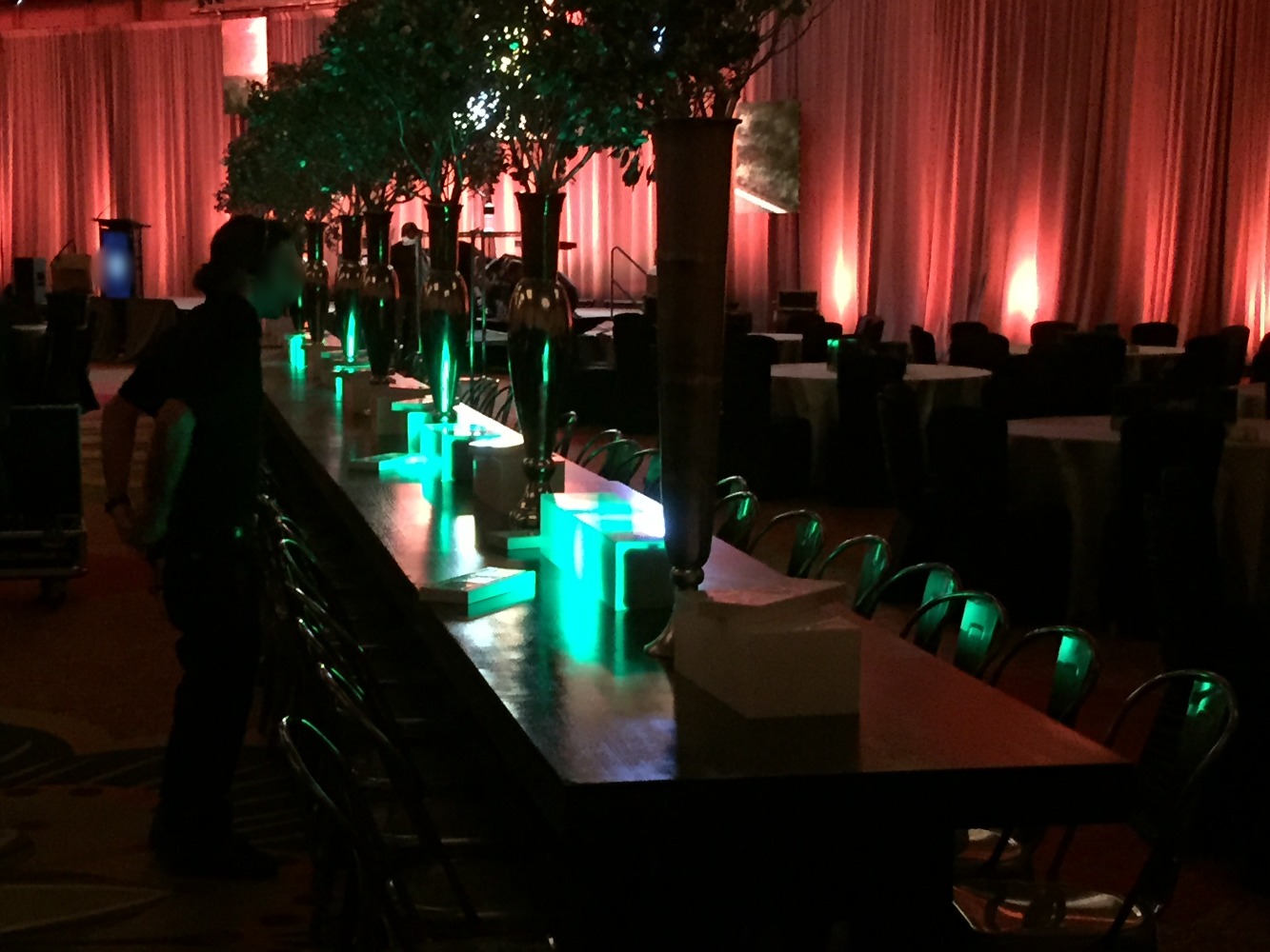 Light up your event!
