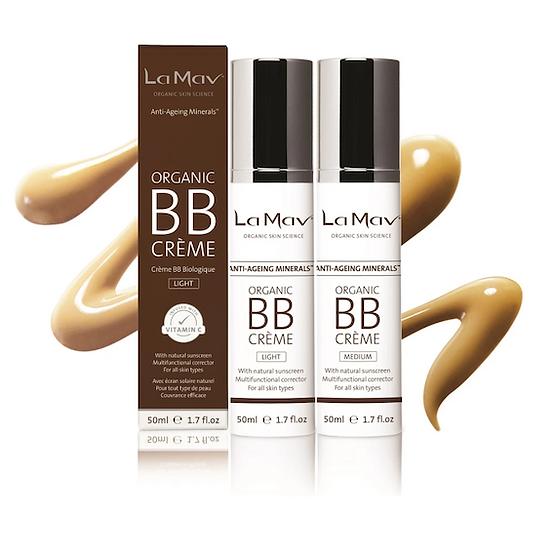 La Mav Certified Organic BB Creme
