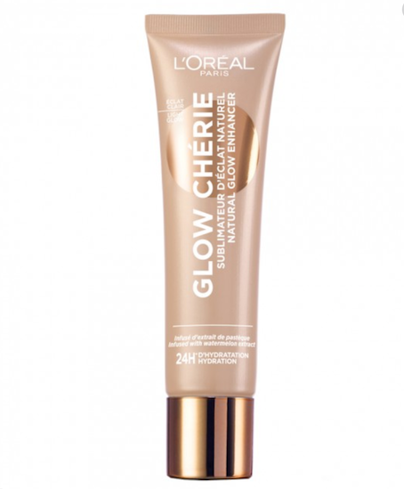 glow enhancer for mature skin