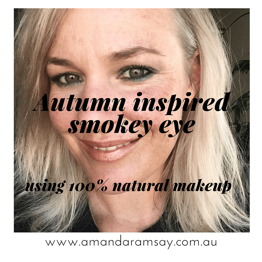 Makeup advice how to do a smokey eye using natural makeup for women over 40