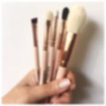 Amanda Ramsy Makeup Brushes