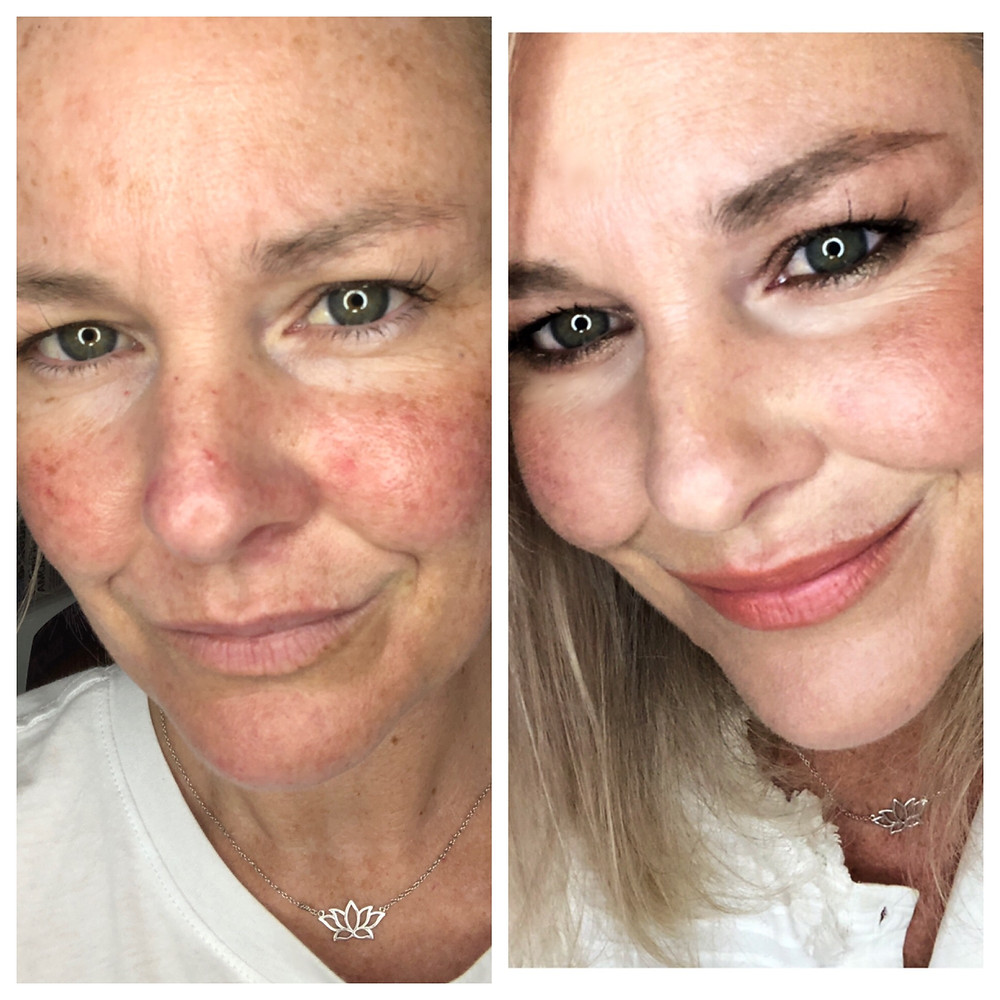 makeup products perfect for mature women not confident