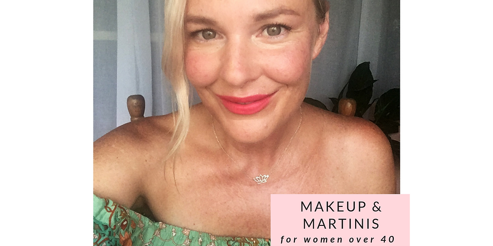 SYDNEY - Makeup & Martinis - Luscious Lips Workshop