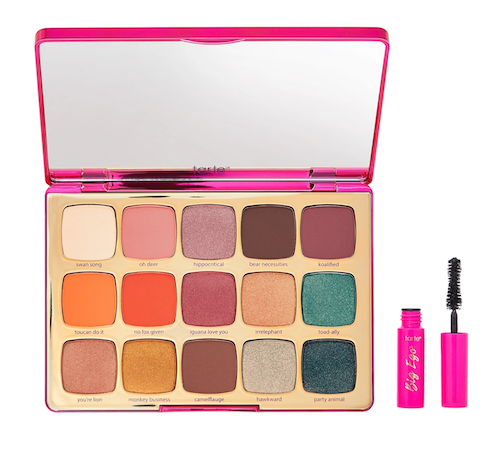 glow eyeshadow palette for women over 40