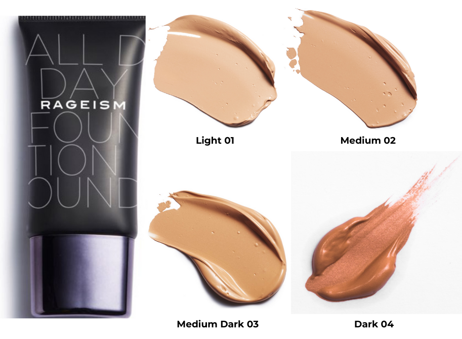 all day foundation for mature skin