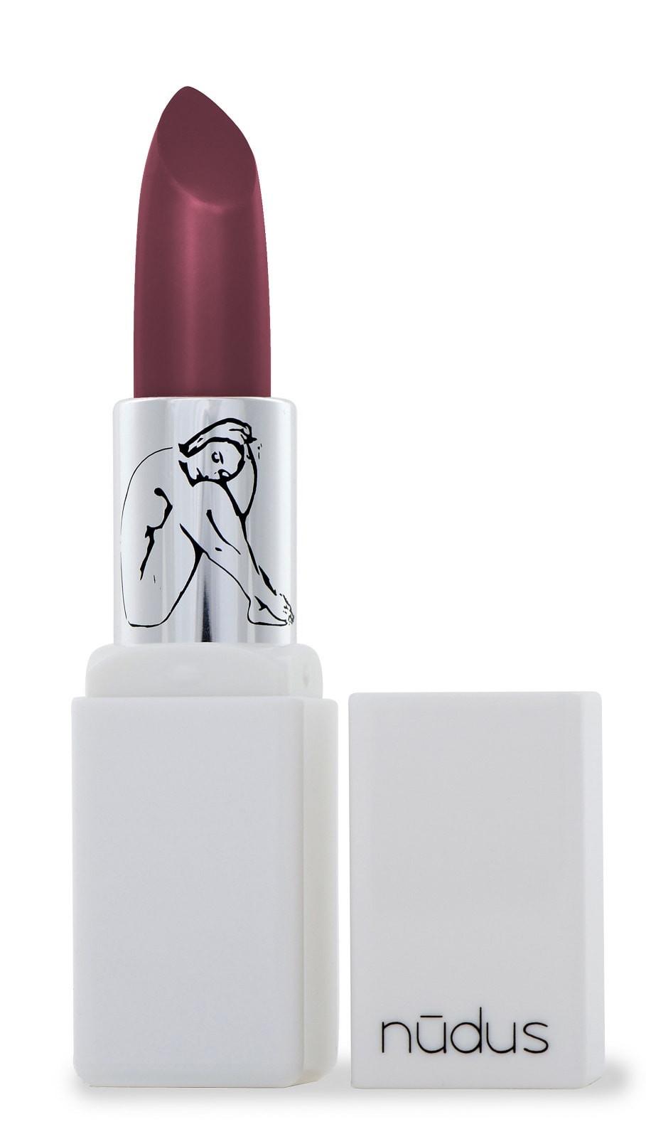 NUDUS certified organic lipstick in dream time
