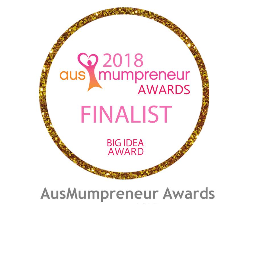 AuMumpreneur Awards Finalist
