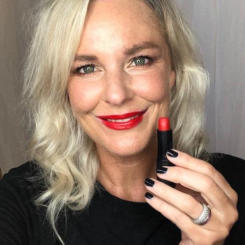 Rageism Beauty Scarlett Lipstick