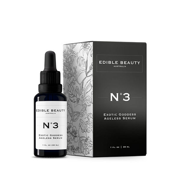 Edible Beauty Ageless face serum
