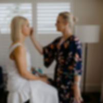 bridesmaid natural makeup, amanda ramsay makeup artist