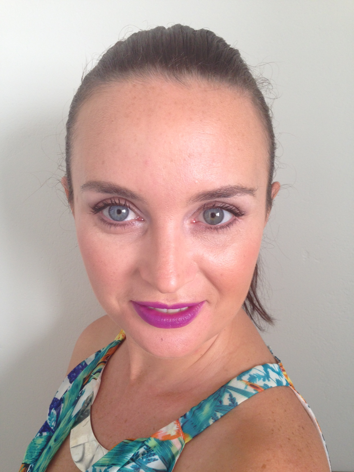 event makeup for mature woman