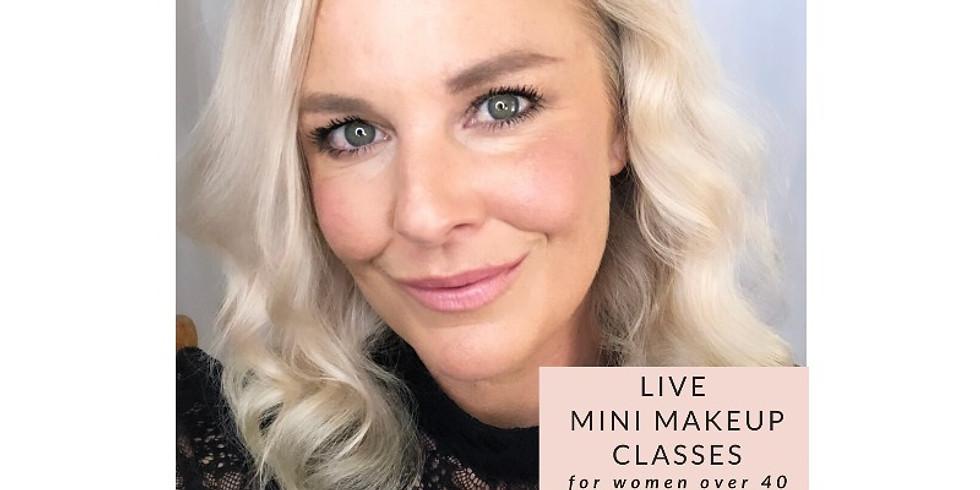 FREE mini makeup masterclass - Highlight + Contour