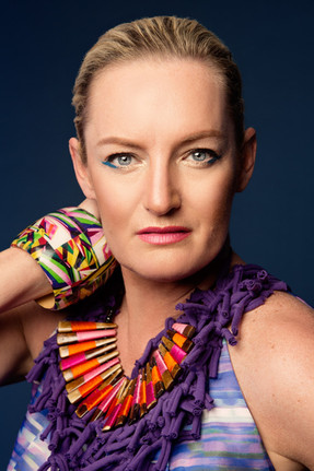 IN THE CHAIR WITH ... a sneak peek inside the makeup bag of an over 40s style and fashion director.