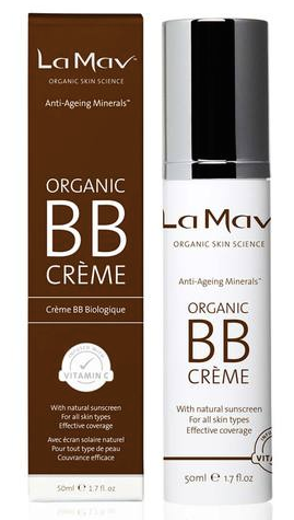 natural bb cream for over 40's
