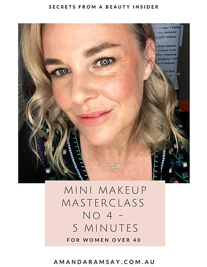 The 5 Minute Makeup Guide