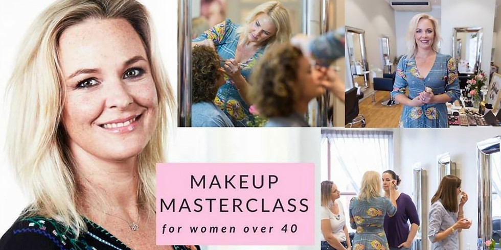 PRIVATE GROUP CLASS  - The Ultimate 5 Minute Makeup