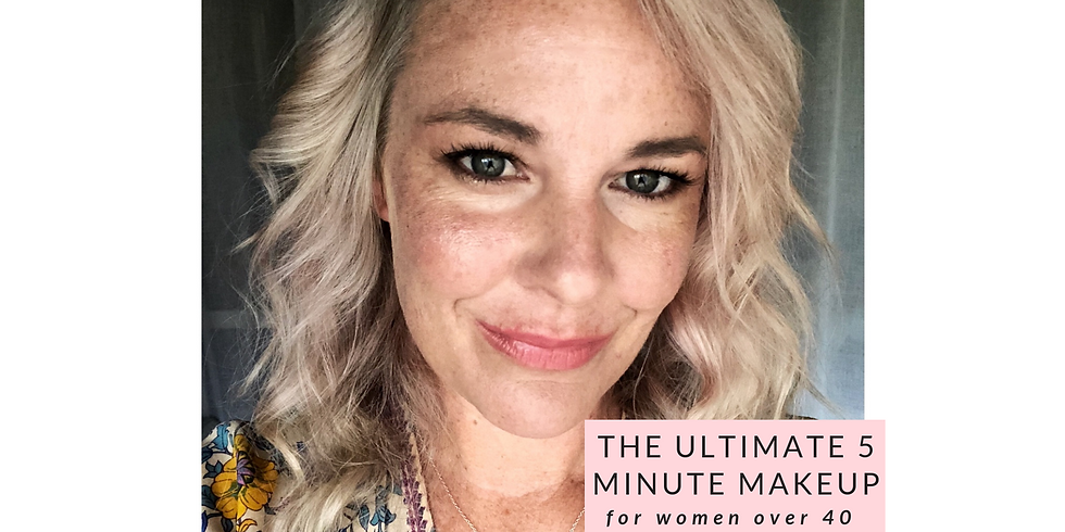 GOLD COAST  - The Ultimate 5 Minute Makeup Masterclass