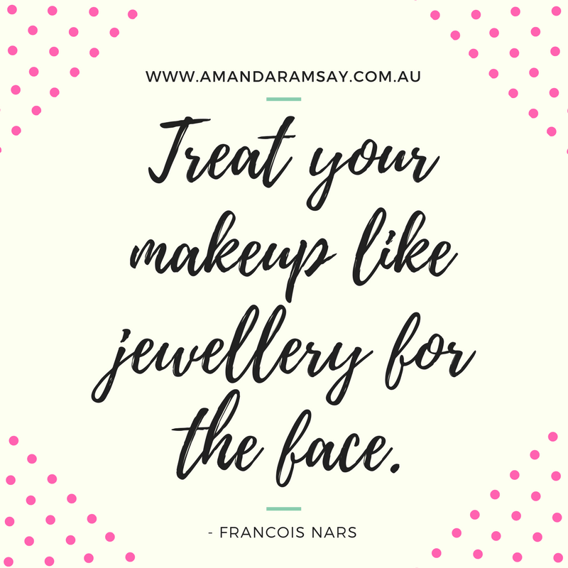the best makeup artist tips treat your makeup like jewellery for the face
