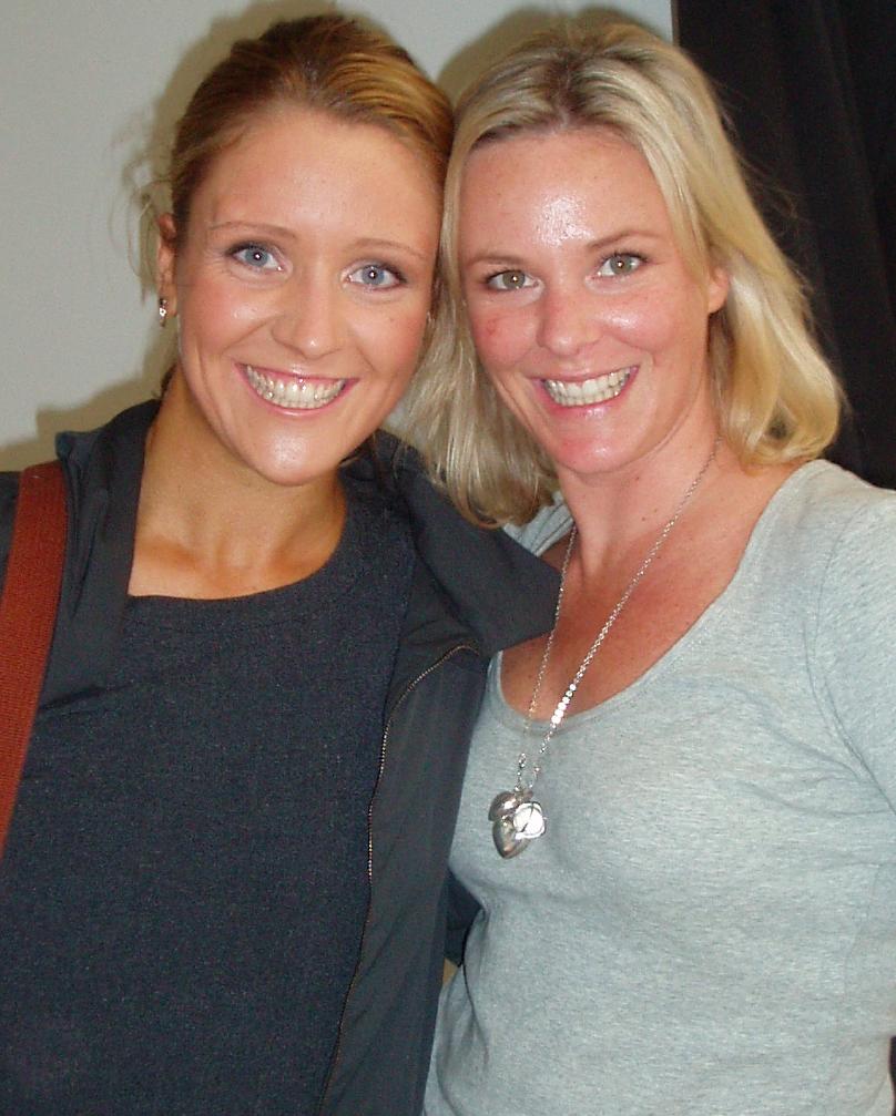 Paralympian with Amanda Ramsay