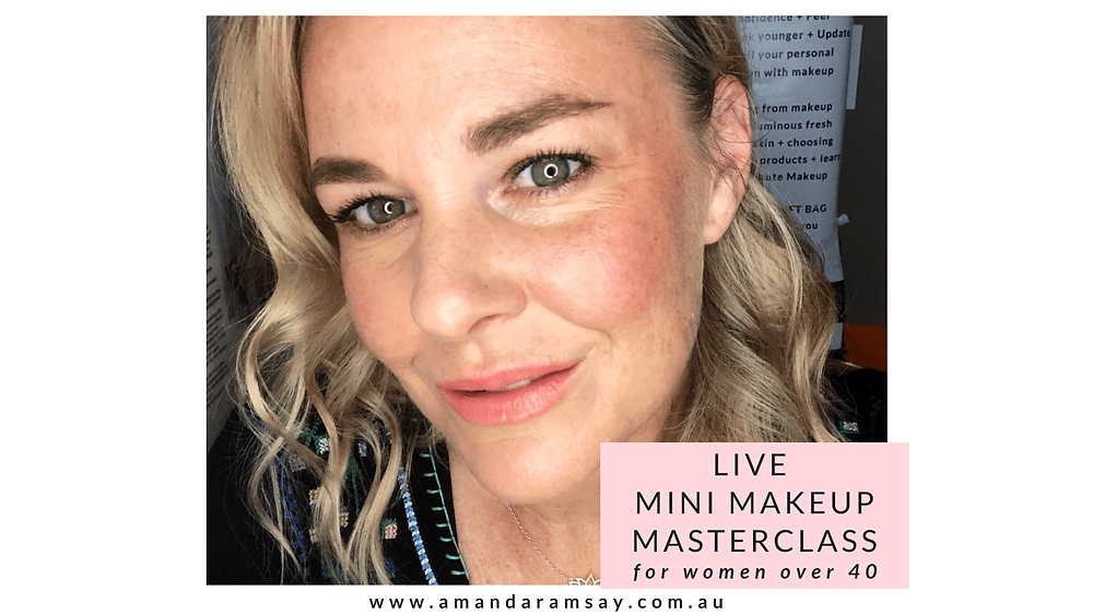 free mini makeup classes for over 40