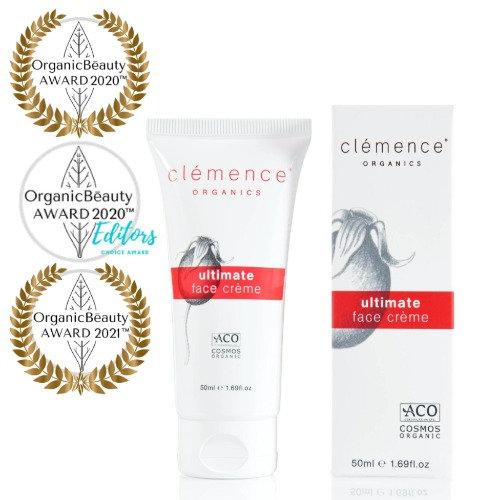 Clemence Organics - Ultimate Face Creme