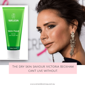 The dry skin saviour Victoria Beckham and Julia Roberts can't live without.