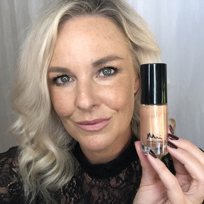 Minimalist skin. How to use concealer as your foundation.