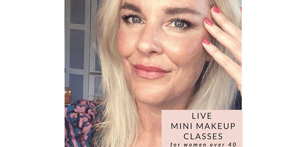 FREE mini makeup masterclass - Brows