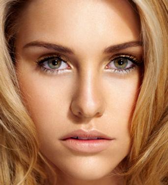 Natural beauty makeup