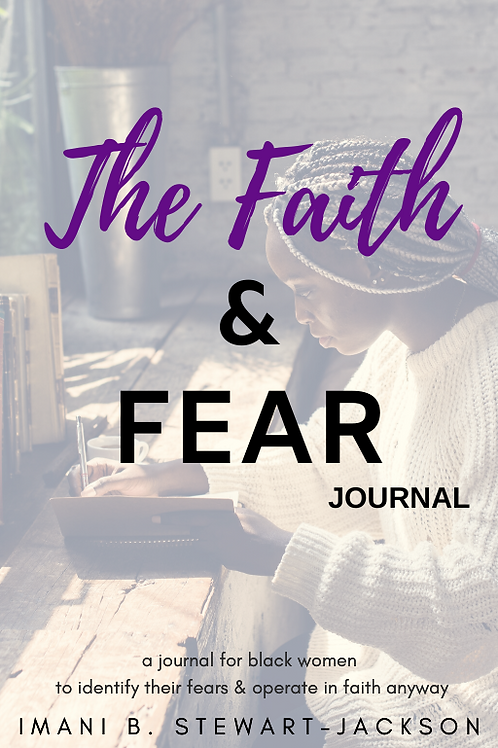 The Faith & Fear Journal
