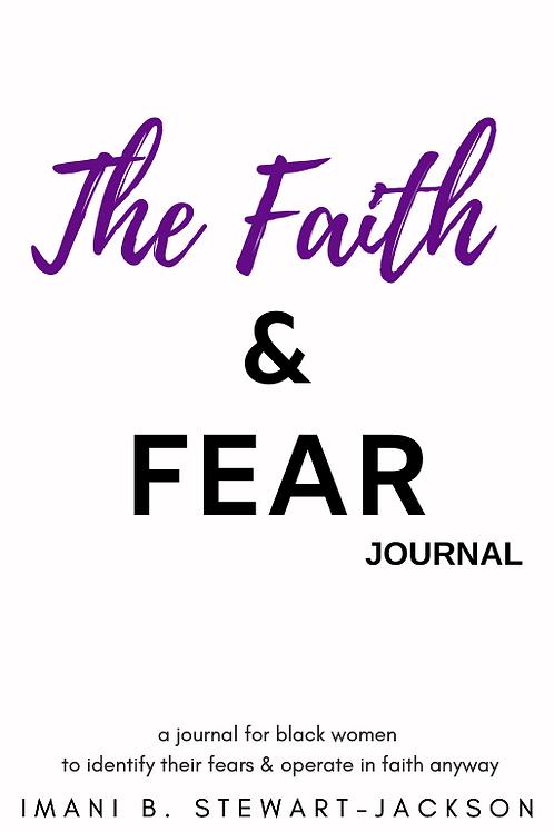 [Hardback] The Faith & Fear Journal