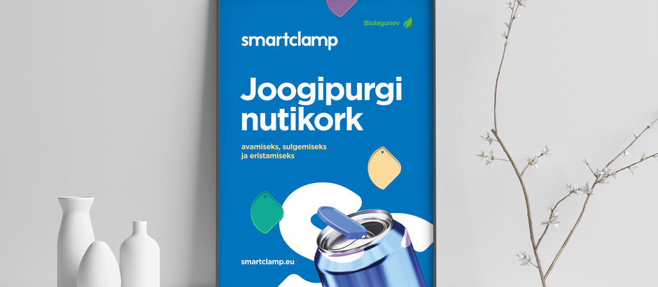 SmartClamp's new and innovative product received funding from Enterprise Estonia