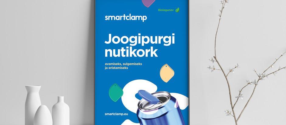 Smartclampi uus ja innovaatiline toode sai EASilt starditoetust