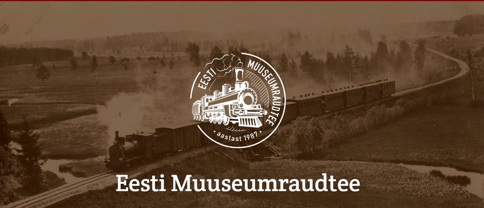The development of the Estonian Museum Railway infrastructure was carried out with the help of Haap