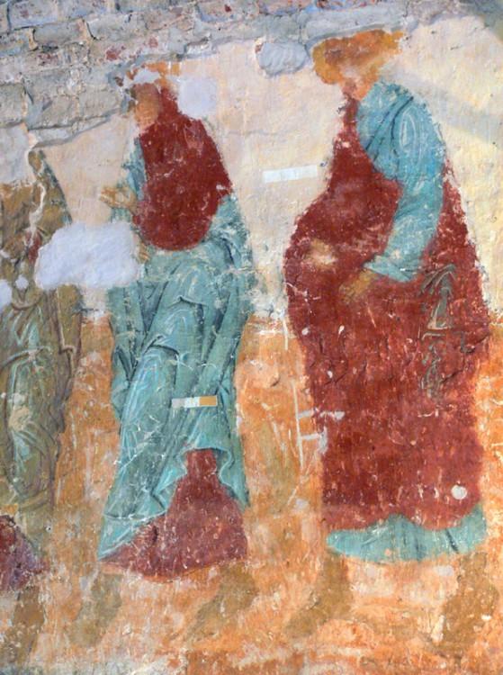 Элемент Фрески в церкви Андрея Стратилата