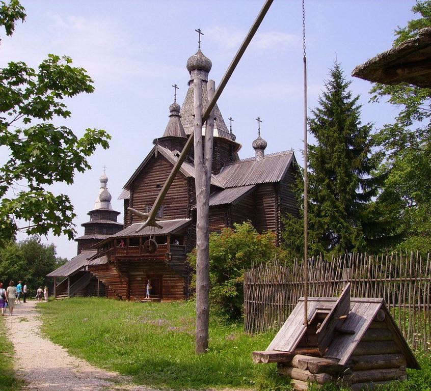 Витославлицы, Великий Новгород
