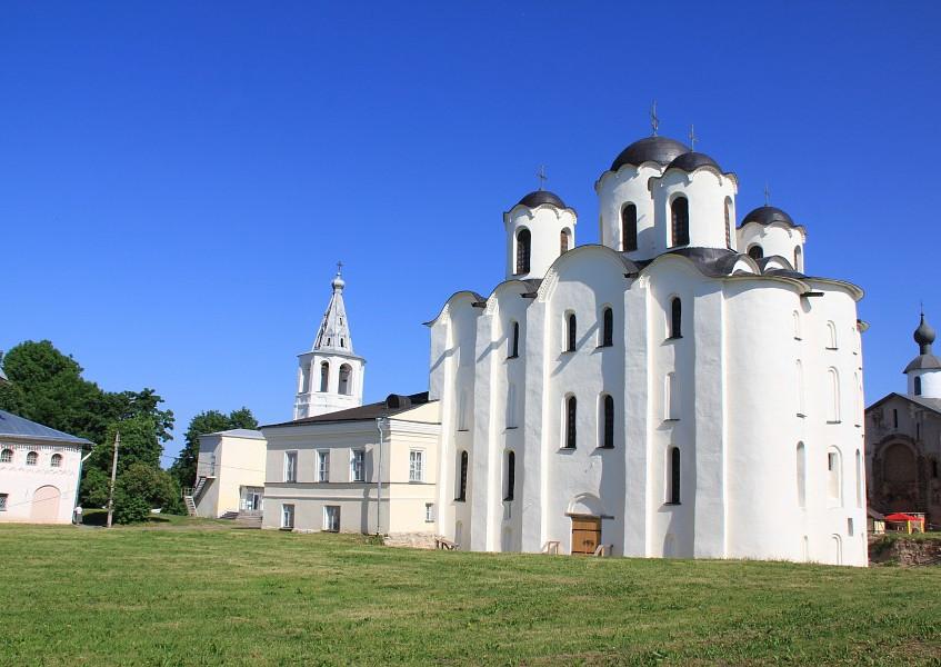 Никольский собор, 1113-1136 г.