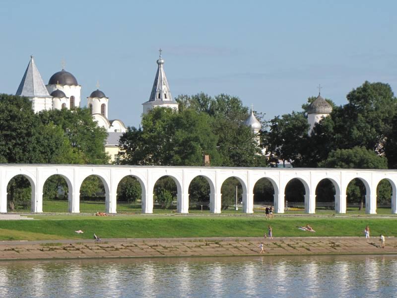 Аркада Гостиного двора