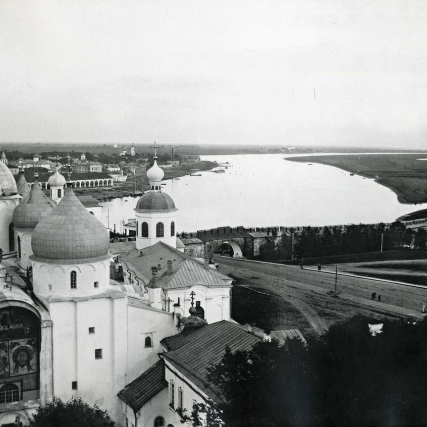 Софийский собор, крестный ход 1923 г