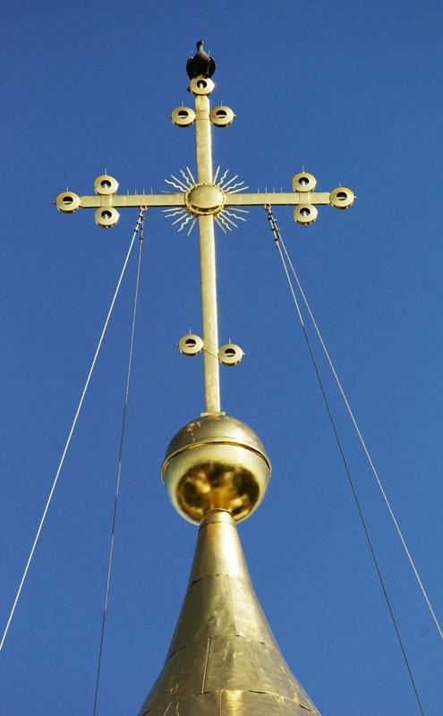 Крест Софийского собора