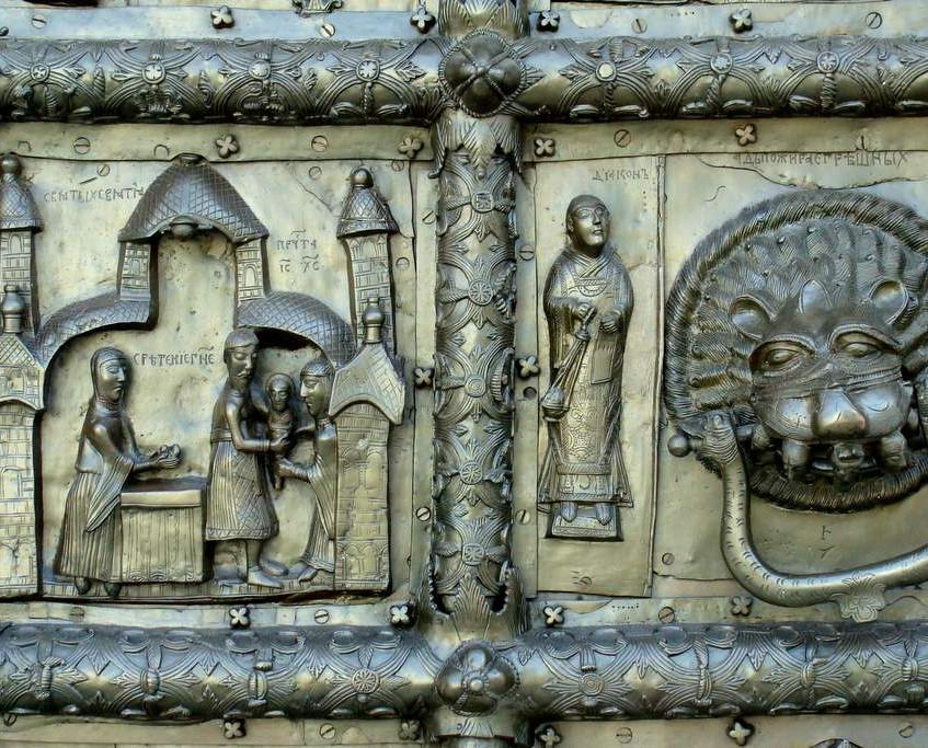 Магдебургские врата, элемент